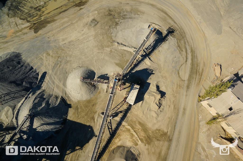 Air Separator Aerial View