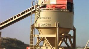 Air Separator testing in Kimberley