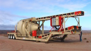 mining air separator