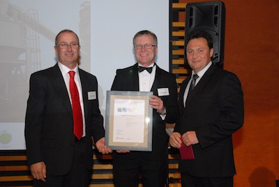 Air Separator Wins Environmental Award