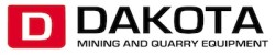 dakota mining and quarry equipment logo